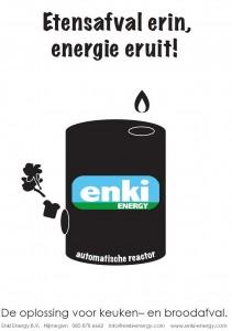 Tekening vergisting Enki Energy