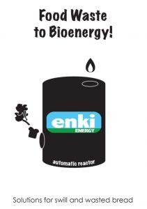 Enki Energy digester
